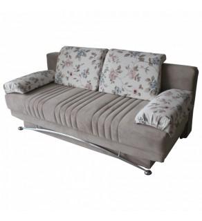 Sofa extensibilă 3 pers. R-620 ESTERELLA CREM