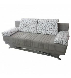 Sofa extensibilă 3 pers. FANTASY BAMBU SMOKE