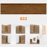 022 Plintă + Furnitură T-Plast p/u pardosea