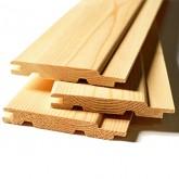 Lambriu din lemn Categoria B
