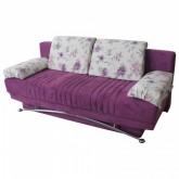 Sofa extensibilă 3 pers. FANTASY ESTERELA PURPLE