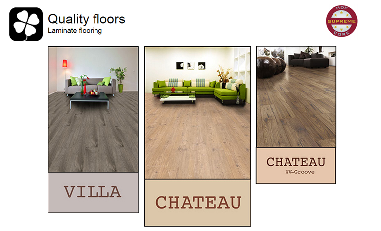 Laminat Quality Floors